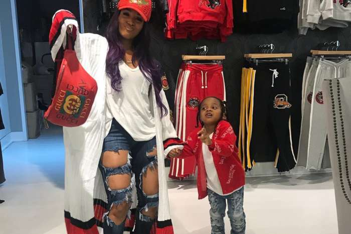 Kirk Frost Is Twinning With His And Rasheeda Frost's Boy, Karter - See The Pics