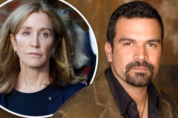 Felicity Huffman 'Desperate Housewives' Co-Star Ricardo Chavira Upset Over Her 14-Day Prison Sentence - It's 'White Privilege!'