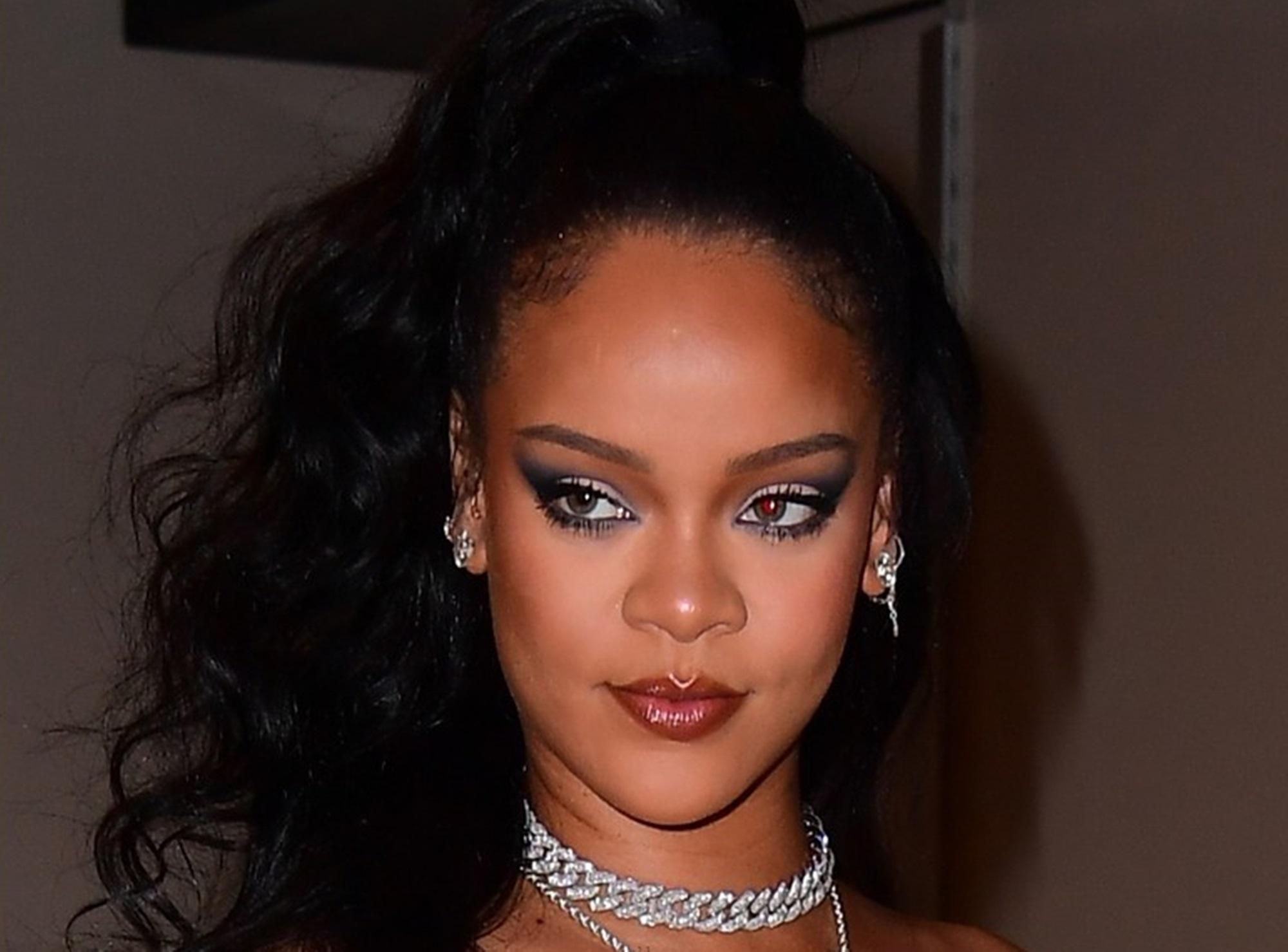 Rihanna Chris Brown H.E.R. Hassan Jameel