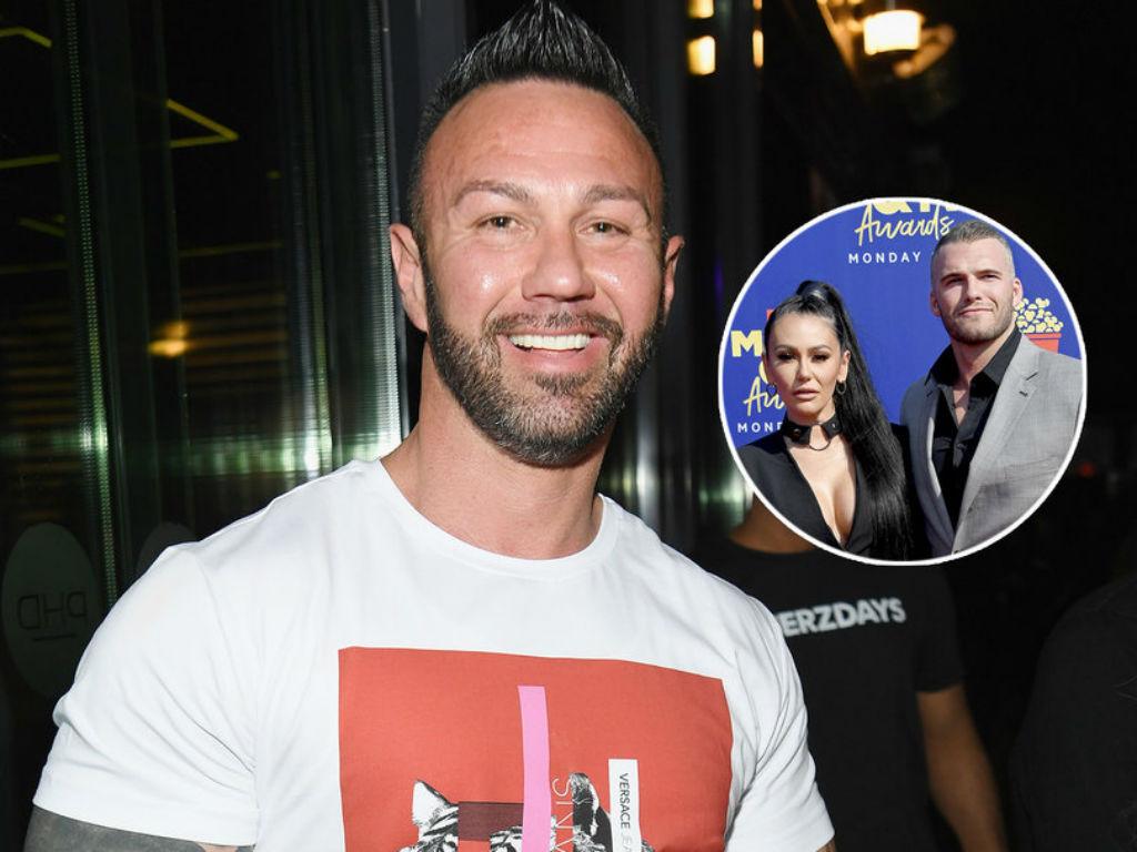 Roger Mathews Reacts To Jenni 'JWoww' Farley Talking About