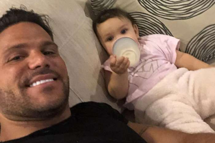 Ronnie Magro Posts Photos From Disney World With His Daughter After Shocking Arrest As Fans Call For Custody To Be Revoked