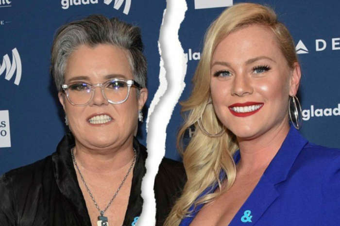 Rosie O'Donnell And Elizabeth Rooney Call It Quits On Their Two-Year Romance