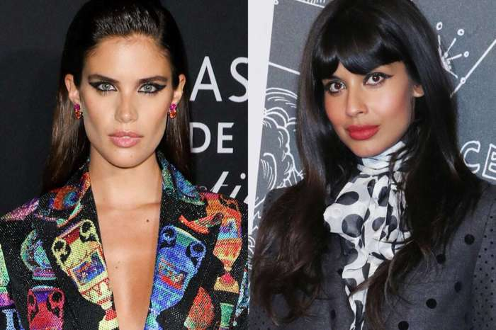 Jameela Jamil And Sara Sampaio Have A Huge Argument Over Body Positivity And The Modeling Industry!