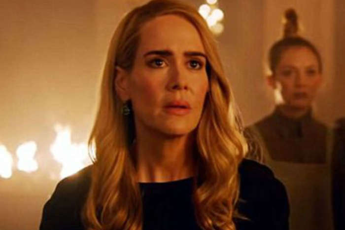 "Sarah Paulson Spills The Tea On One Real Housewives That Was ""Not Nice' To Her"