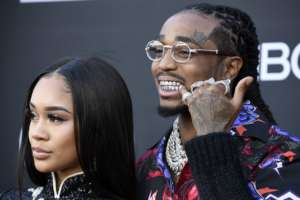 Migos Rapper Quavo Is Not Happy With His Baby Pictures Being Shared Online By His Mother, Keyate Marshall