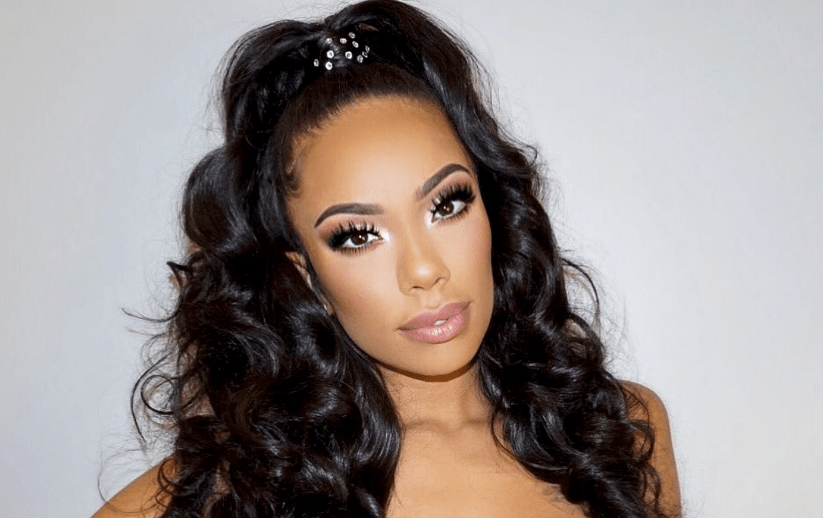 Erica Mena Makes Safaree Jealous With This Photo - Here's Why