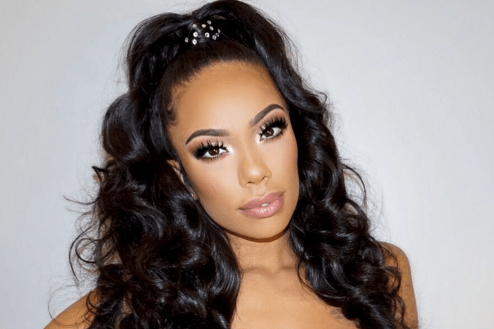 Erica Mena Shows Off Her Baby Bump And Fans Tell Her That She Looks Amazing - See The Photo
