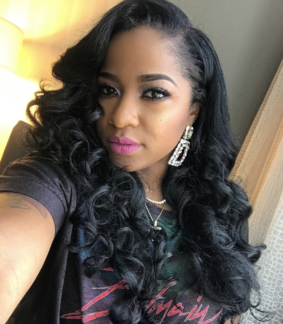 Toya Wright Reveals Her Birthday Plans - See What She's Up To