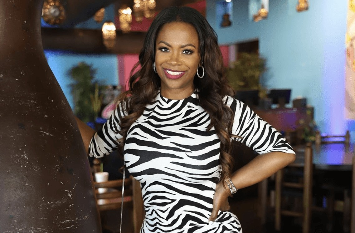 Kandi Burruss Shows Fans New Lipsticks From Her Kandi Koated Collection
