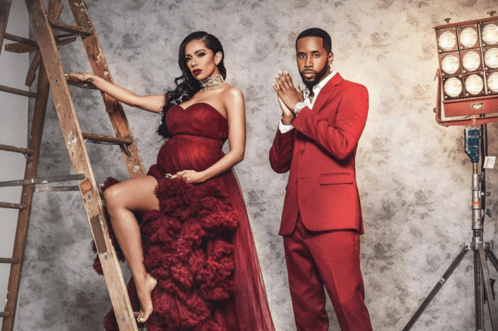 Erica Mena Makes Fans Laugh Their Hearts Out With A Throwback Video Featuring Herself And Safaree