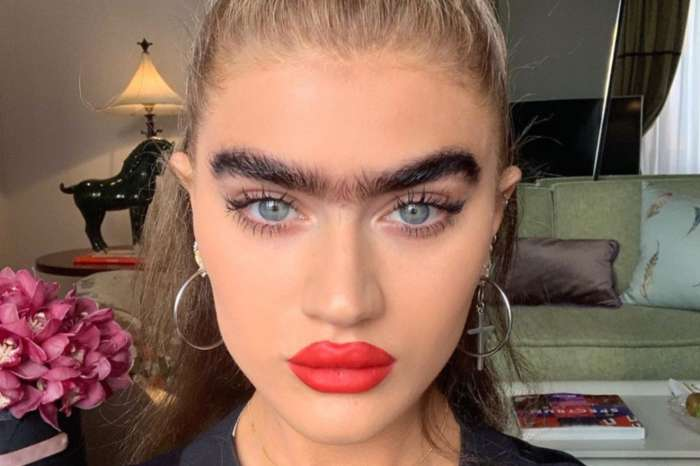Sophia Hadjipanteli, Model Who Is Known For Her Unibrow, Stuns In New Photos