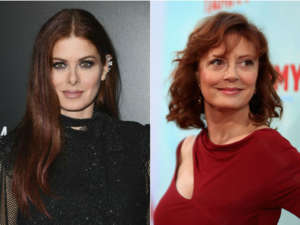 Susan Sarandon Admits She Doesn't Take Debra Messing Feud Seriously