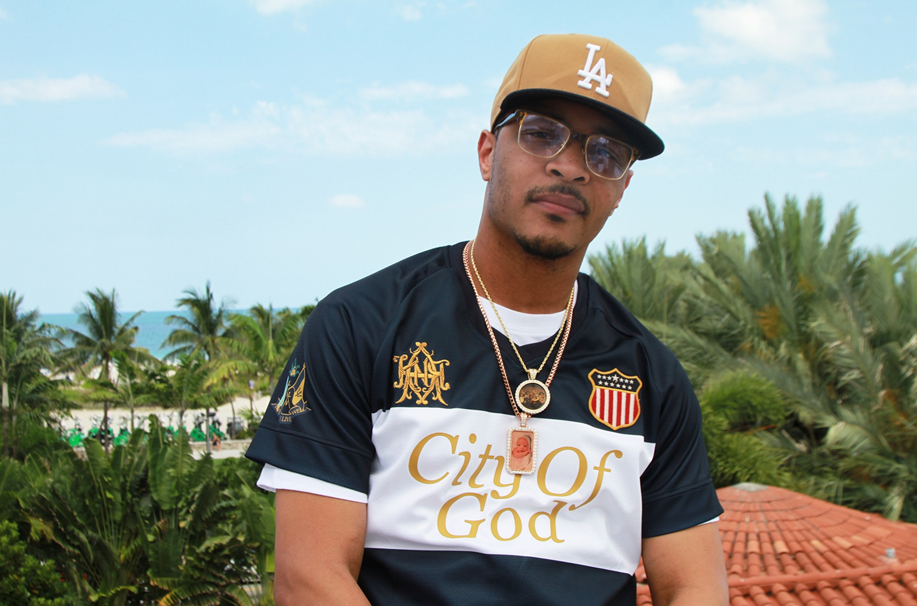 T.I. 50 Cent Benz At 19 Power Shout-Out