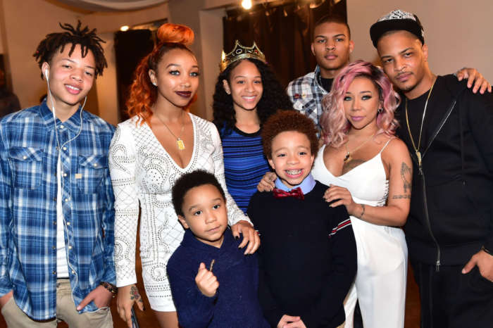 T.I. Gushes Over His Son, Domani Harris Who Will Release New Music Soon
