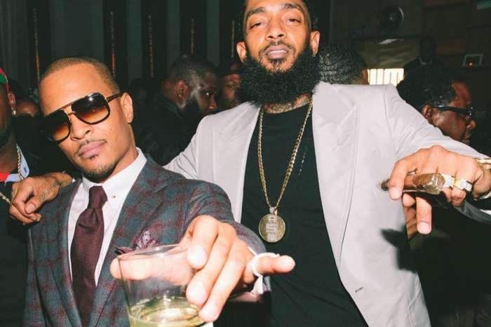T.I. Shares A Message In The Memory Of Nipsey Hussle And A Video Of The Late Rapper - YFN Lucci Is Here For This