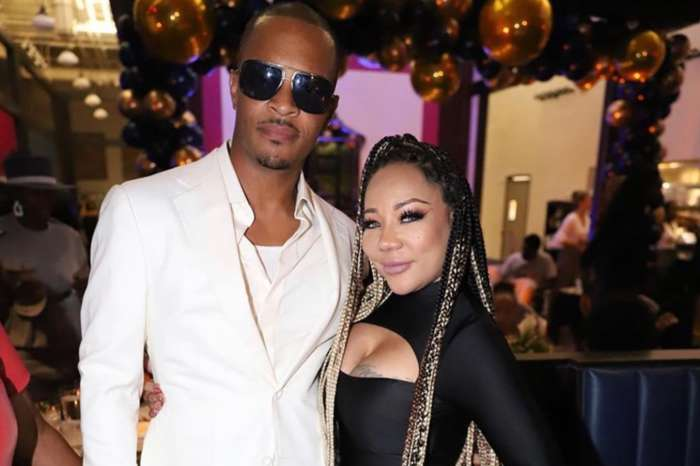 T.I. Is Holding On To Tiny Harris In New Photos Like He Will Never Let Go After Latest Traumatic Event To Hit The Famous Family