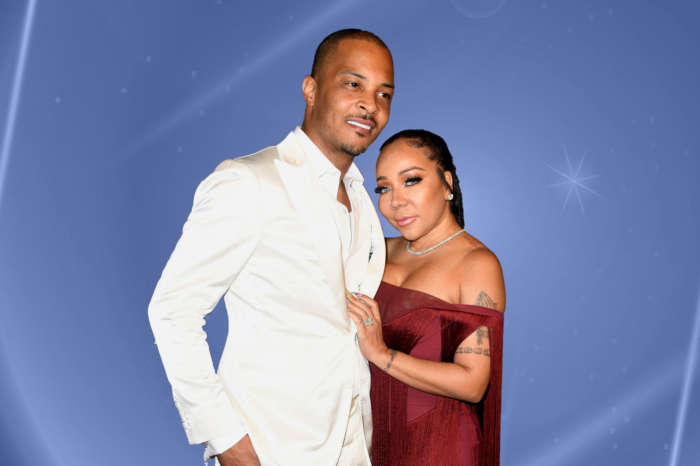 T.I. And Tiny Harris Look Happy At Event Only A Day After She's Robbed Of $750k In Jewelry!