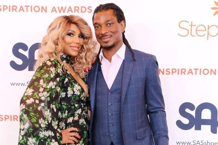 Tamar Braxton And David Adefeso Attend A Sad Occasion In Houston - Fans Tell Him That He Should Marry Tamar