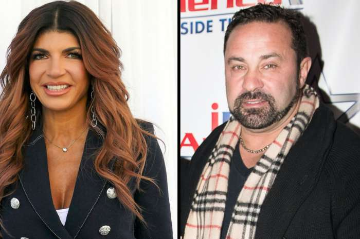 Joe Giudice Still Talks To Wife Teresa Every Day As He Gets Ready For Italy - She's His 'Lifeline'
