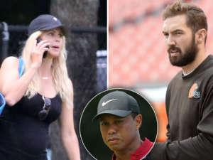 Tiger Woods' Ex Elin Nordegren Welcomes First Child With Boyfriend Jordan Cameron