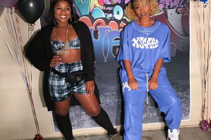 Zonnique Pullins Shares A Photo With Her BFFs, Including Reginae Carter And Her Male Friends Are In Awe