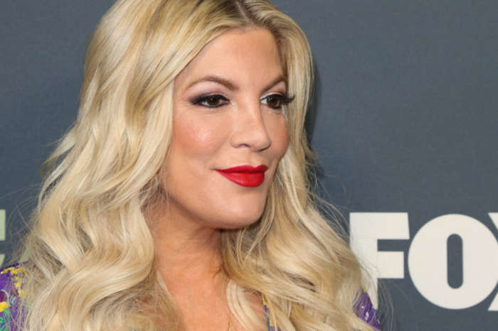 Tori Spelling Says Her Relationship With Stepson Grew Closer Following His Come-Out Story