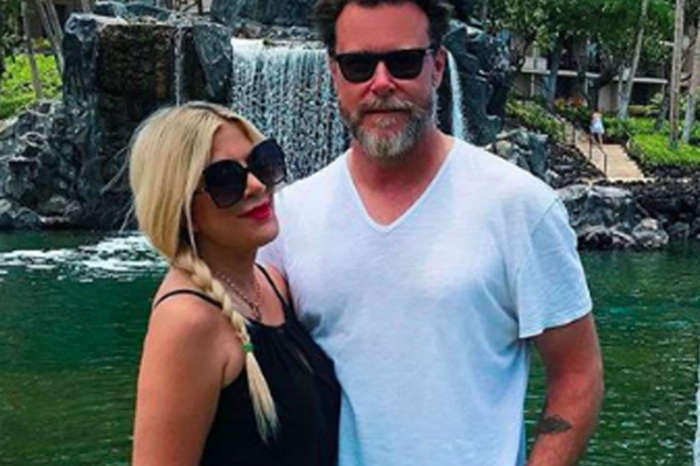 Tori Spelling Doesn't Care Dean McDermott Spills Risqué Marriage Secrets On His Podcast – Here's Why