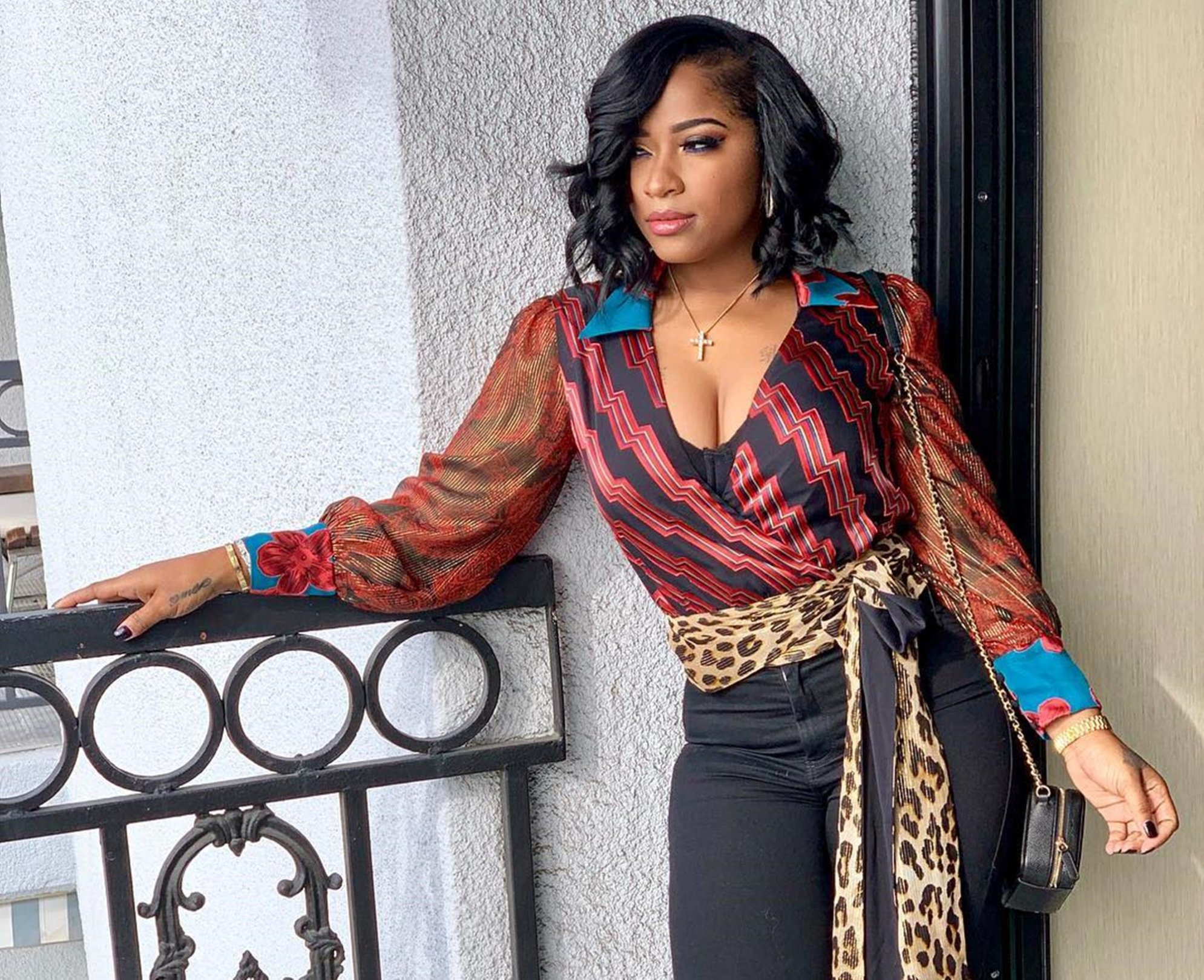 Toya Wright Discussed The Upcoming Weight No More Event On DjGregStreet's Radio Show