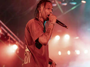 Travis Scott Injured During Rolling Loud Festival Performance