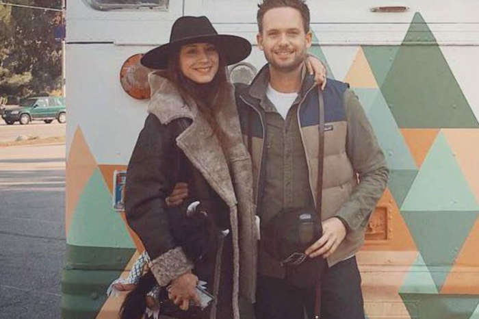 Pretty Little Liars Alum Troian Bellisario And Patrick J. Adams Reveal 1-Year-Old Daughter's Name