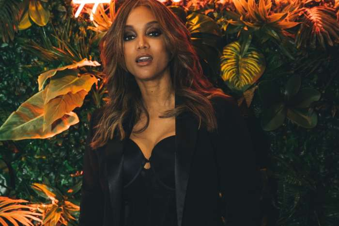 Tyra Banks Next Big Mission Is To 'Burst Beauty Barriers' — Watch Video