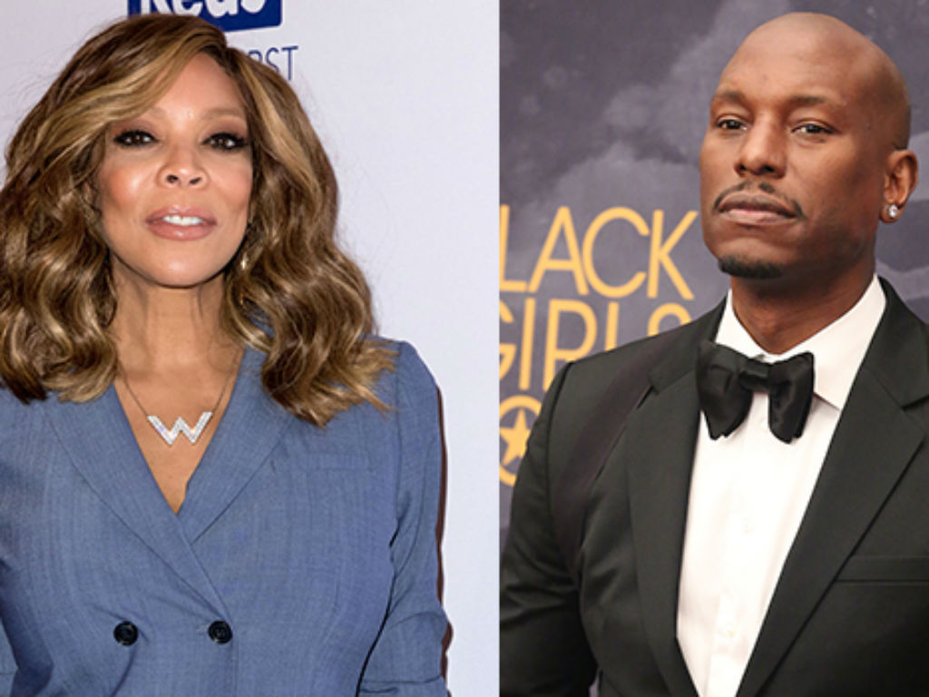 Tyrese Tells Wendy Williams Her Ex-Husband Banned Him From Her Talk Show