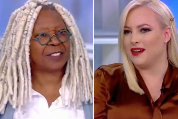 The View: Whoopi Goldberg Reminds Meghan McCain To Respect Co-Hosts Opinion Amid Heated Joy Behr Discussion