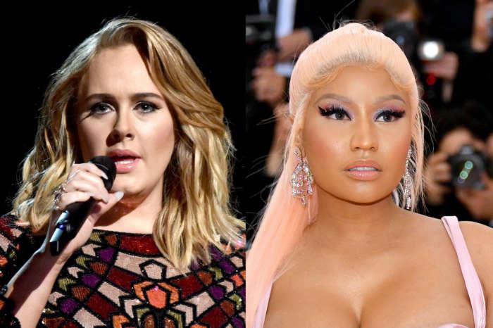 Nicki Minaj Says She And Adele Are Collabing On 'An Epic Song!'