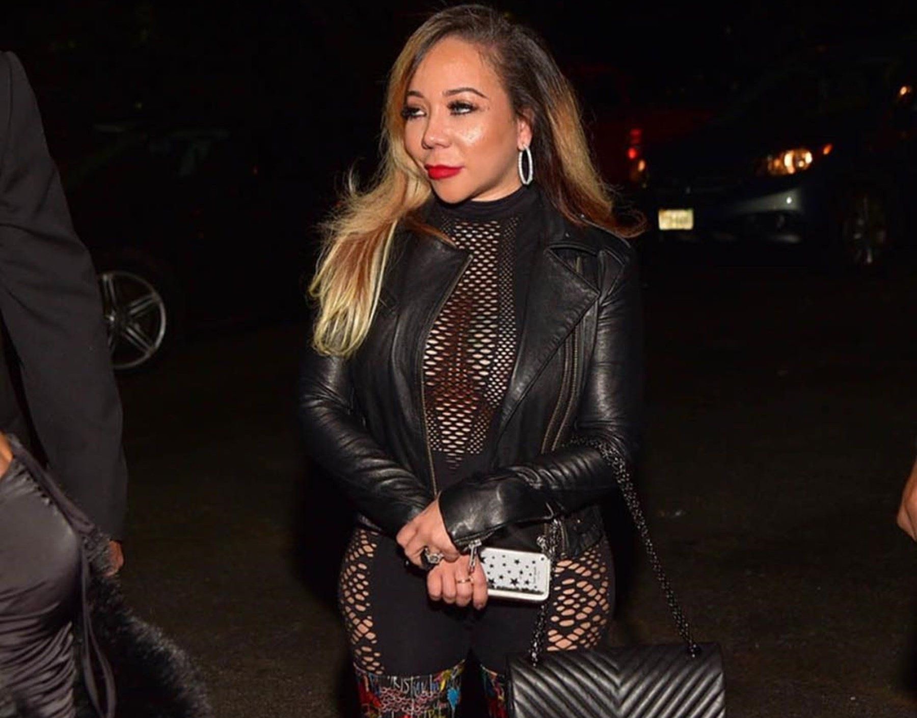 Tiny Harris Looked Amazing At Her BFFs Birthday Bash - See The Pics