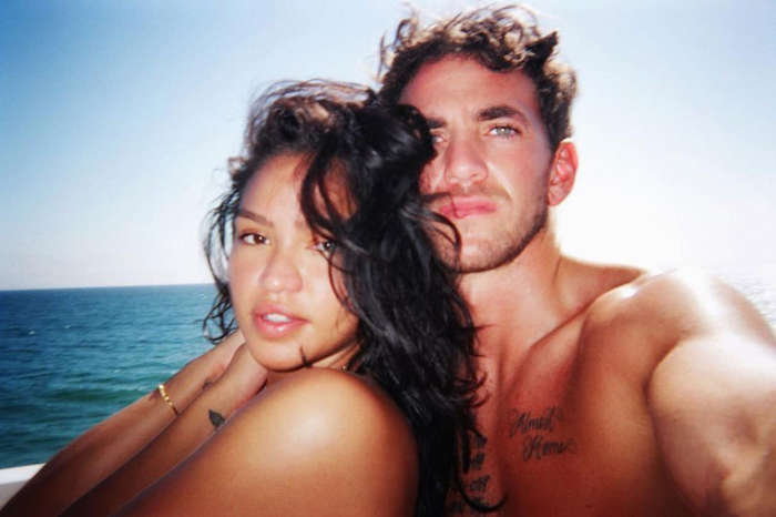 Cassie's Hubby Alex Fine Writes Her A Very Romantic Note As They Enjoy Their Newlywed Life