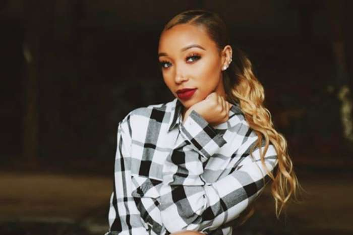 Tiny Harris' Daughter, Zonnique Pullins Looks Gorgeous At The Revolt Summit