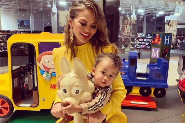 Chrissy Teigen's And John Legend's Son Miles Gets His First Haircut — See The Adorable Video