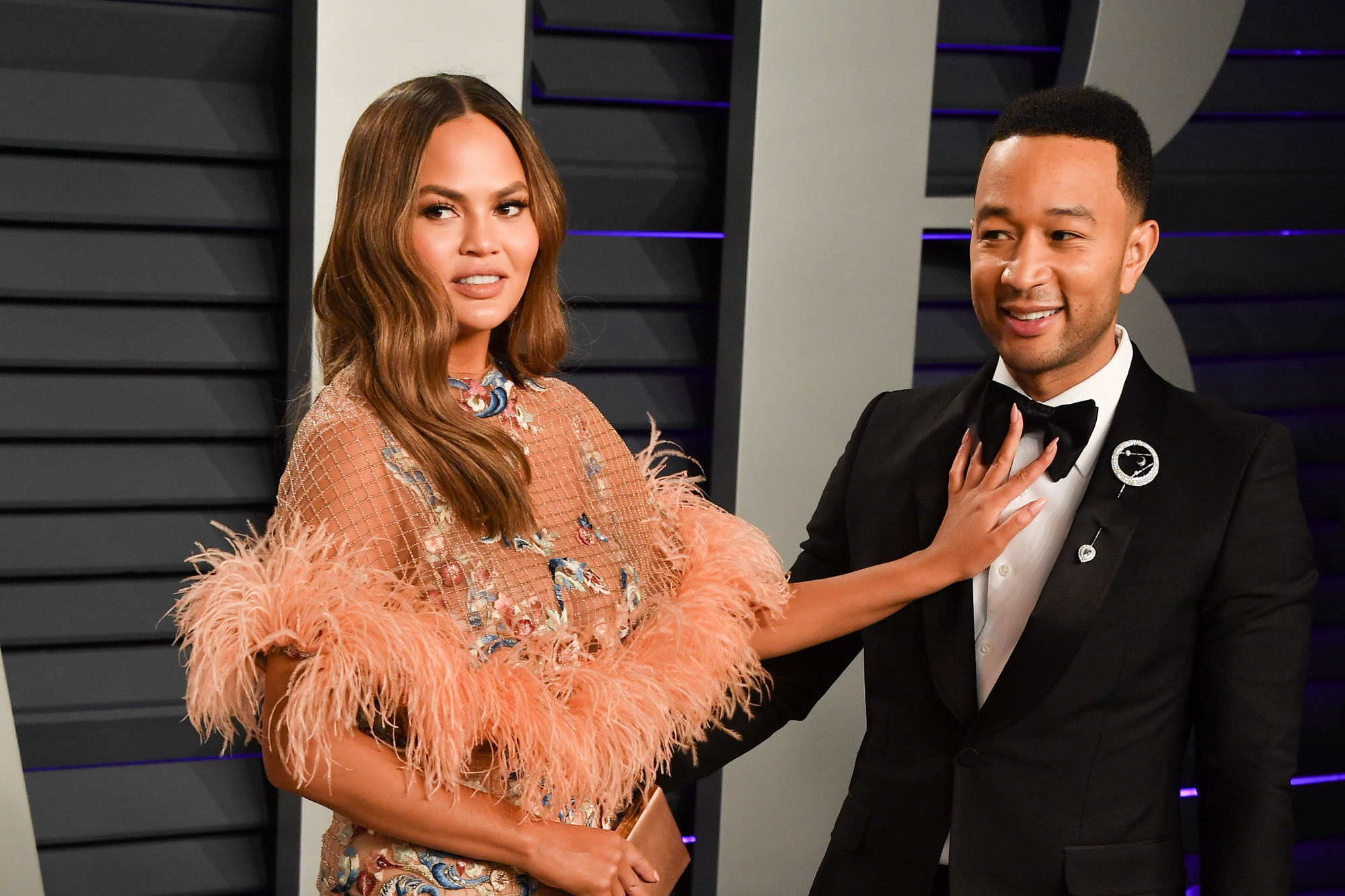 Chrissy Teigen on John Legend's reputation as a