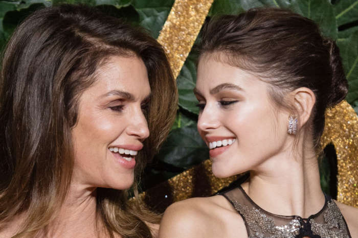 Cindy Crawford Addresses Getting Criticized For Allowing Daughter Kaia To Become A Model