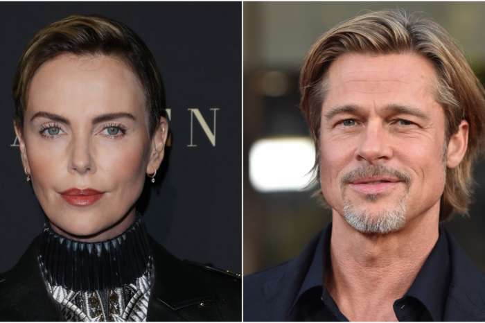 Charlize Theron Opens Up About Those Speculations That She And Brad Pitt Dated!
