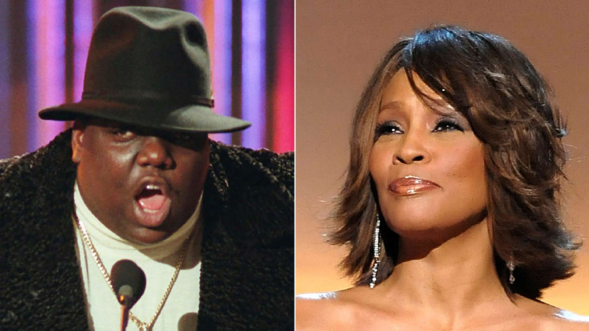 Whitney Houston, Chaka Khan, And The Notorious B.I.G. Are Among The Nominees For The 2020 Rock & Roll Hall Of Fame