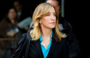 Felicity Huffman Reports To Prison Where She Will Remain For The Next 2 Weeks!