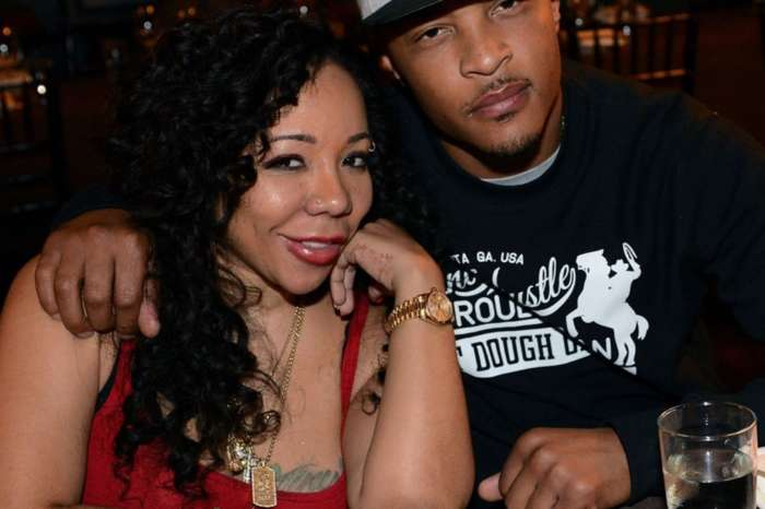 Tiny Harris Was Invited On T.I.'s ExpediTIously Podcast - See The Video