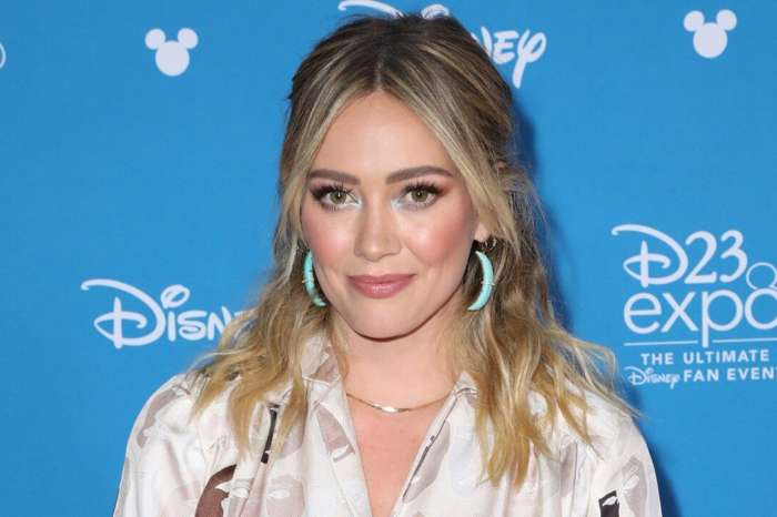 Hilary Duff Confesses She Really Struggles With Helping Son Luca With His Homework - Says She Stopped Going To 'Real School' In Third Grade