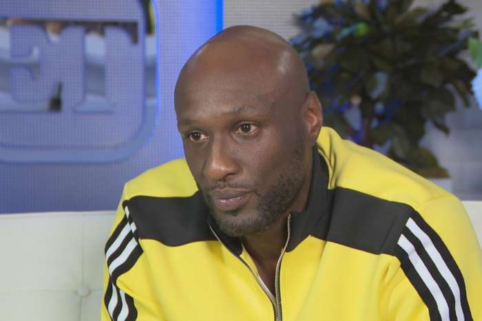 Lamar Odom Publicly Professes His Love And Respect For Sabrina Parr - See His Answer To A Fan Who Mentioned Khloe Kardashian
