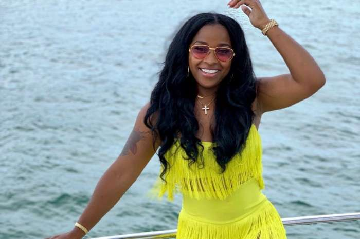 Toya Wright Spent Time With Her Handsome Nephew Before He Went To His First Homecoming Dance