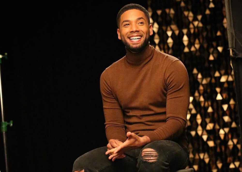 Jussie Smollett fires back at critic comparing him to lying girl