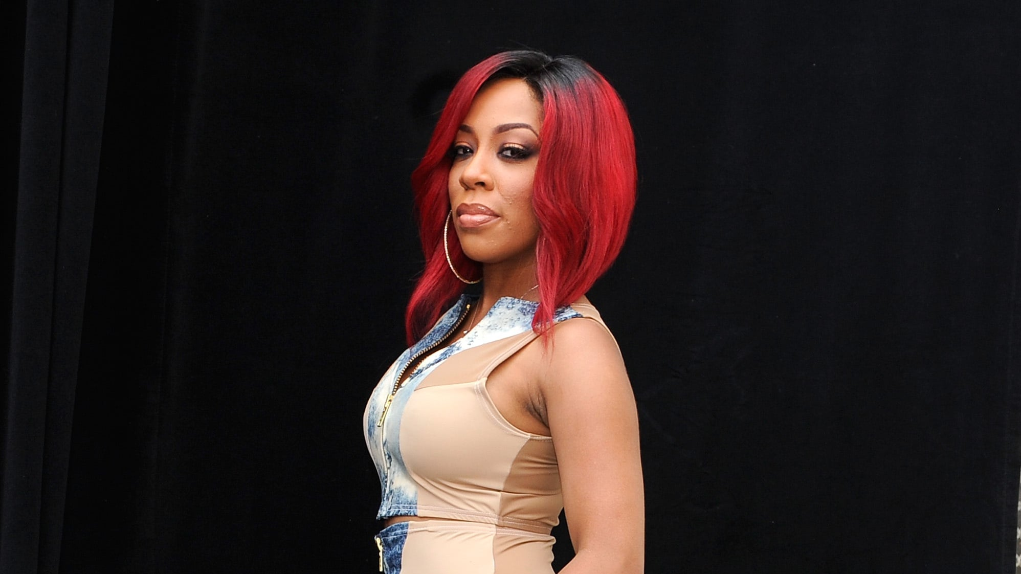 K. Michelle Receives Shade Following Her Latest Statement Involving R. Kelly And T-Pain