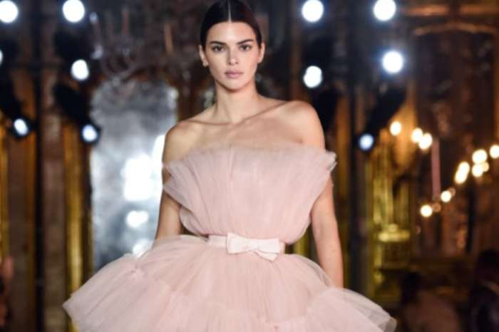 Kendall Jenner Is Driving Demand For Pink Tulle Dresses After Giambattista Valli Loves H&M